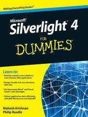 Cover of: Microsoft SilverlightTM 4 For Dummies®