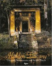 Cover of: Hidden Tuscany