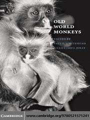 Cover of: Old World Monkeys |