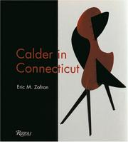 Cover of: Calder in Connecticut