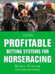 Profitable Betting Systems for Horseracing