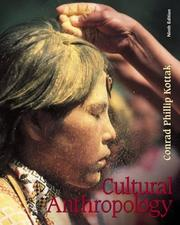 Cover of: Cultural Anthropology with Free Interactive Student CD-ROM and Free PowerWeb