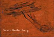 Cover of: Susan Rothenberg