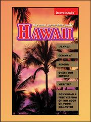Cover of: iTravelbooks: Hawaii |