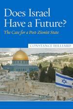Cover of: Does Israel have a future? | Constance B. Hilliard