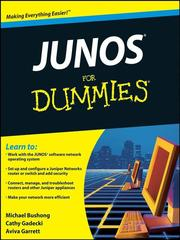 Cover of: JUNOS For Dummies |