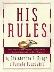 Cover of: His Rules |