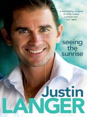 Cover of: Seeing the Sunrise |