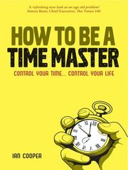 Cover of: How to be a Time Master |
