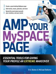 Cover of: Amp Your MySpace Page |