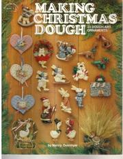 Cover of: Making Christmas Dough
