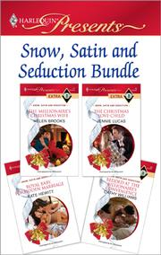 Cover of: Snow, Satin and Seduction Bundle |