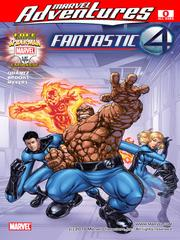 Cover of: Marvel Adventures Fantastic Four |