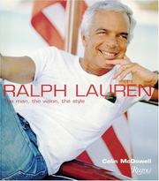 Cover of: Ralph Lauren