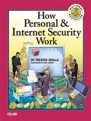 Cover of: How Personal & Internet Security Work |