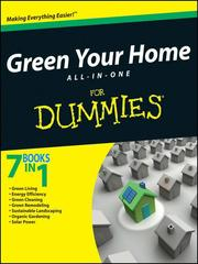 Cover of: Green Your Home All in One For Dummies? |