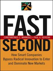 Cover of: Fast Second
