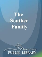Cover of: The Souther Family |