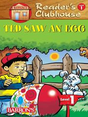 Cover of: Ted Saw An Egg |
