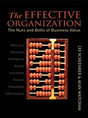 Cover of: The Effective Organization |