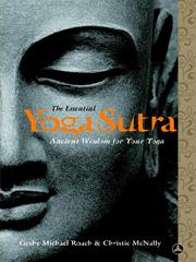 Cover of: The Essential Yoga Sutra |