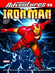 Cover of: Marvel Adventures Iron Man |