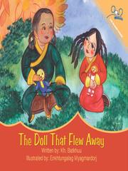 Cover of: The Doll That Flew Away |