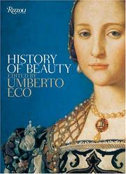 Cover of: History Of Beauty