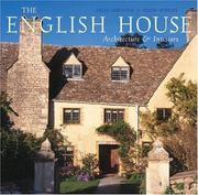Cover of: The English House | Sally Griffiths