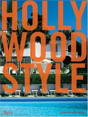 Cover of: Hollywood Style | Diane Dorrans Saeks