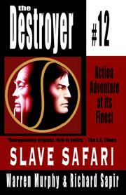 Cover of: Slave Safari |