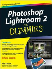 Cover of: Photoshop Lightroom 2 For Dummies |