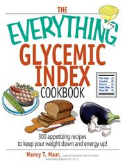 Cover of: The Everything Glycemic Index Cookbook |