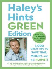 Cover of: Haley