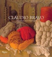 Cover of: Claudio Bravo | Paul Bowles