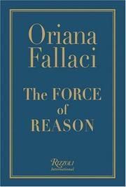 Cover of: The force of reason =: La forza della ragione