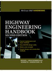 Cover of: Highway Engineering Handbook |