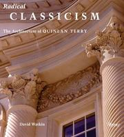 Cover of: Radical Classicism