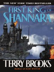 Cover of: First King of Shannara |
