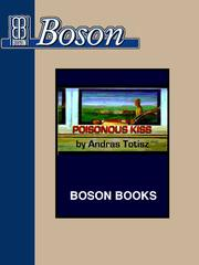 Cover of: Poisonous Kiss |