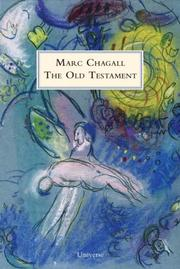 Cover of: Marc Chagall The Old Testament