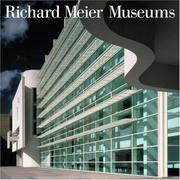 Cover of: Richard Meier Museums