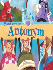 Cover of: If You Were an Antonym |