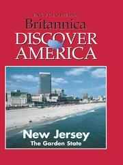Cover of: New Jersey: The Garden State |