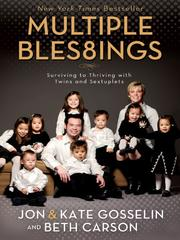 Cover of: Multiple Blessings |