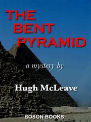 Cover of: The Bent Pyramid |