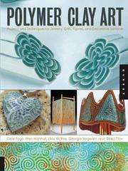 Cover of: Polymer Clay Art |