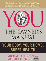 Cover of: Your Body, Your Home |