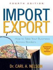 Cover of: Import / Export |