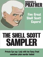 Cover of: The Shell Scott Sampler |